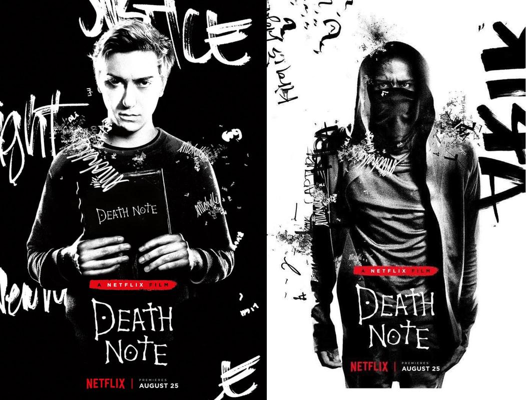 Resultado de imagen para Death Note (2017)