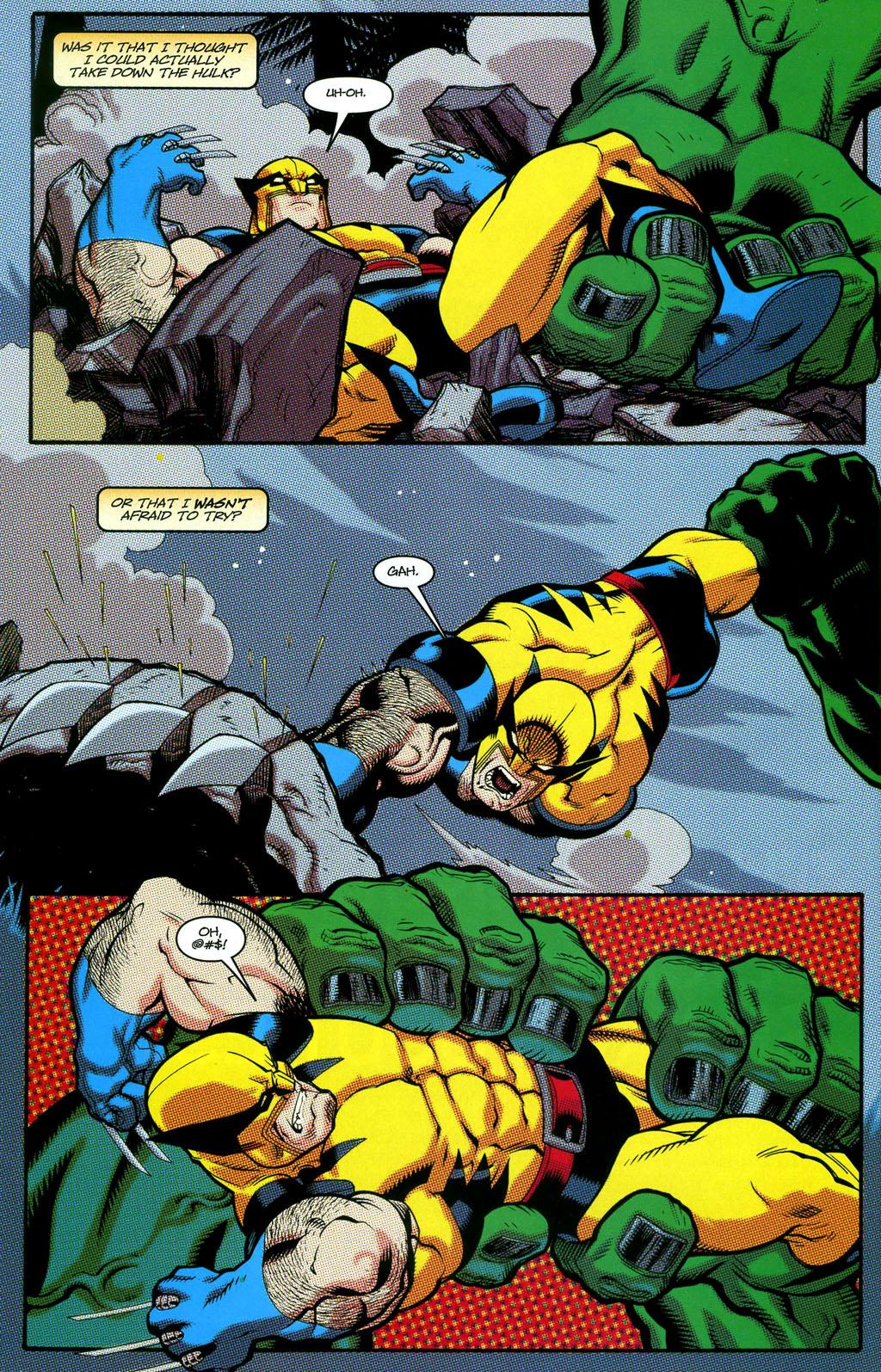 Read online Wolverine (2003) comic -  Issue #50 - 28