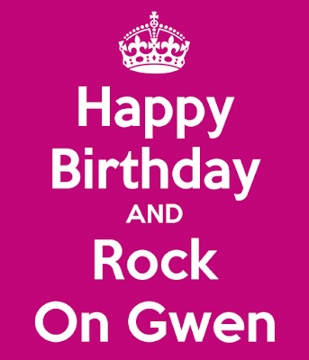happy birthday gwen