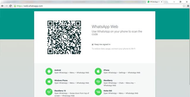 keluar dari Whatsapp