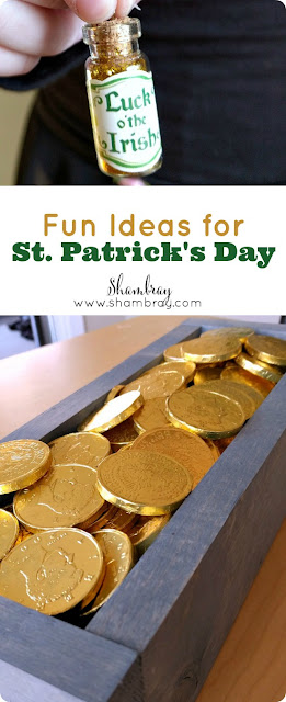 Fun Ideas for St. Patrick's Day with little effort
