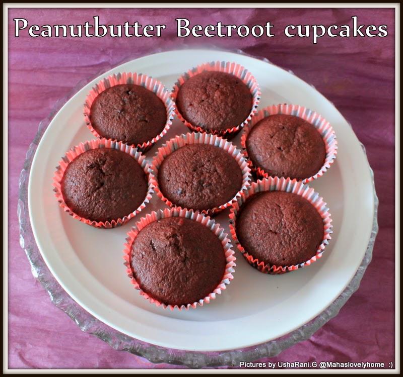 Chocolate Peanutbutter Cakes