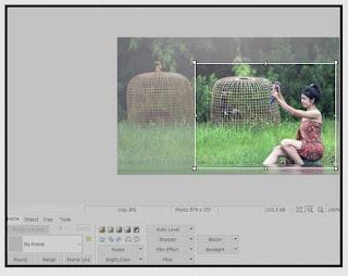 Cara Merubah Ukuran Foto Menjadi 3x4 dengan photoscape 4