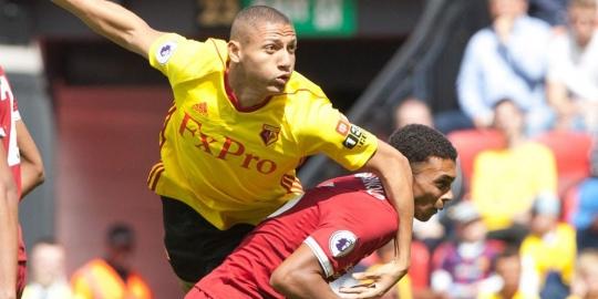Hasil Pertandingan Liverpool vs Watford: 3-3
