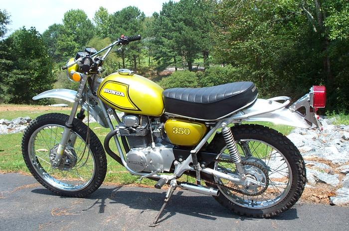1971 honda sl 350 for sale - classic and vintage motorcycles