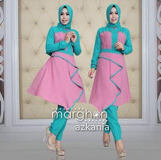 gaya busana muslim untuk remaja putri