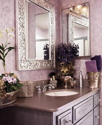 Behr vintage grape | White bathroom paint colors, Purple ...
