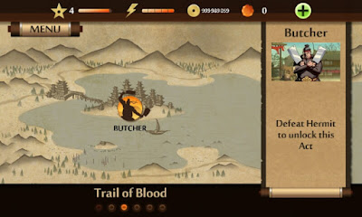 Tralis Of Blood Shadow Fight 2