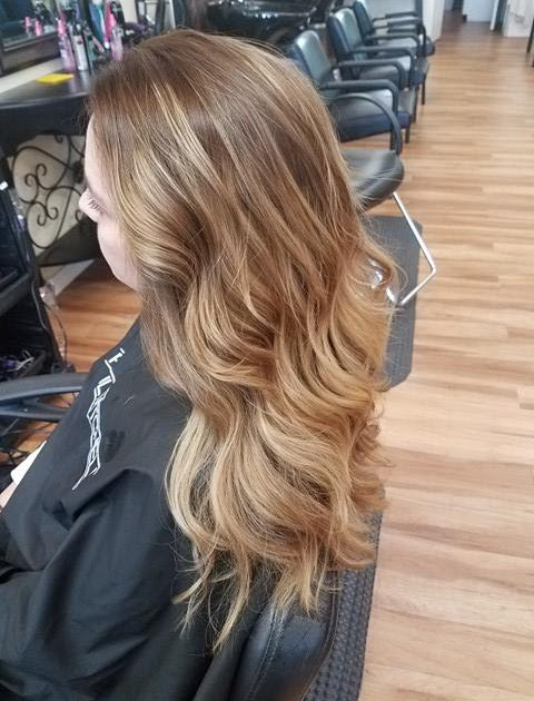 Virginia Beach Ombres and Balayages