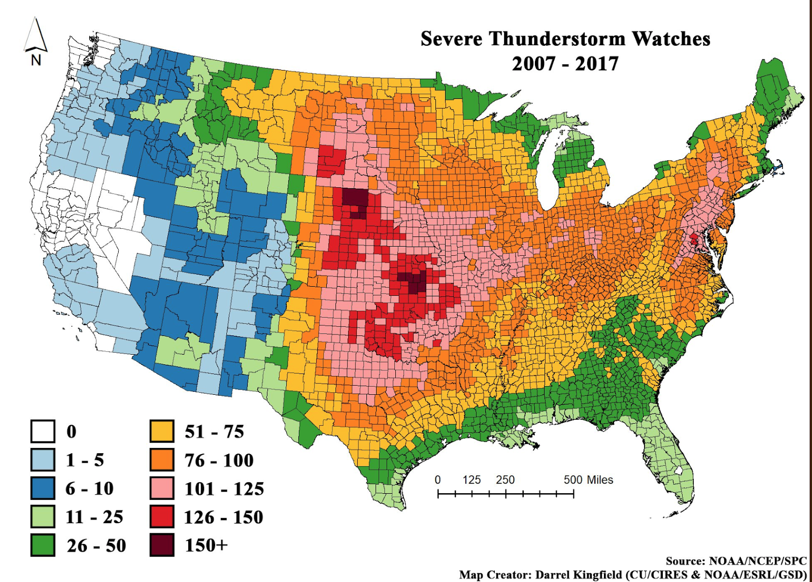 Mse Creative Consulting Blog How Frequent Are Tornado And