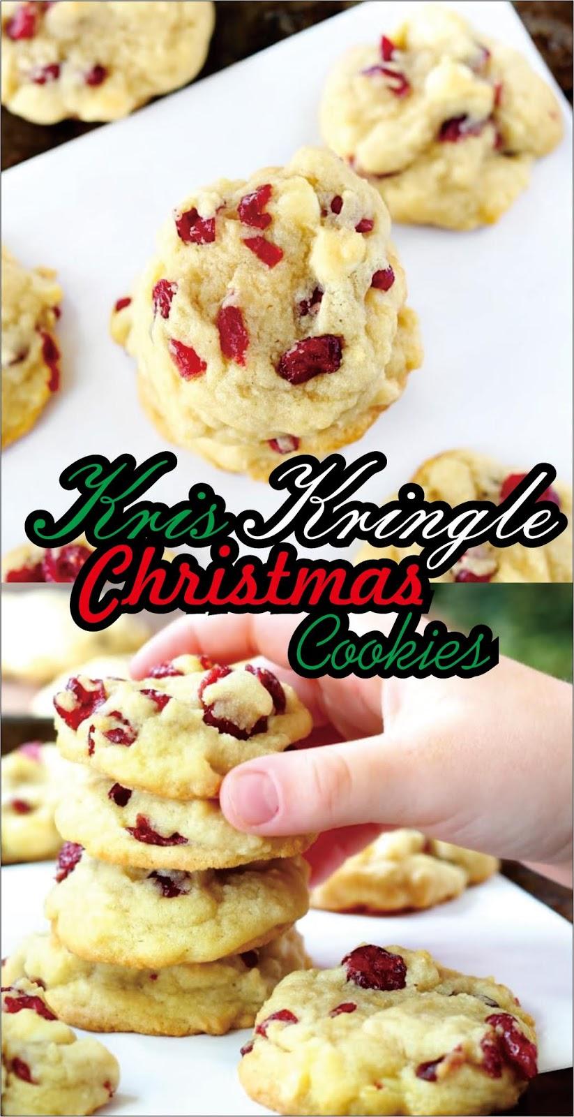 Kris Kringle Christmas Cookies Easy Kraft Recipes