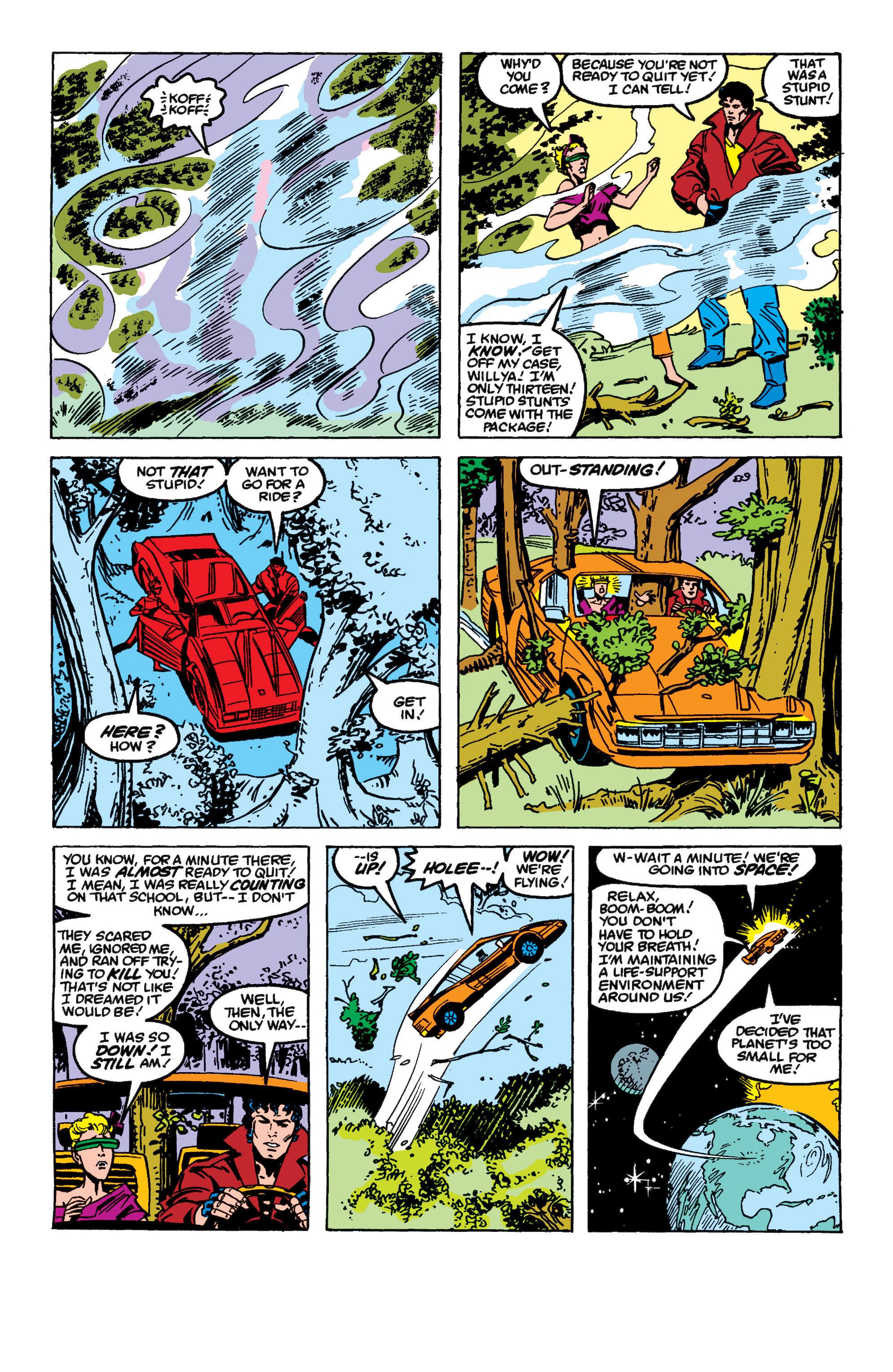 Read online Secret Wars II comic -  Issue #5 - 14
