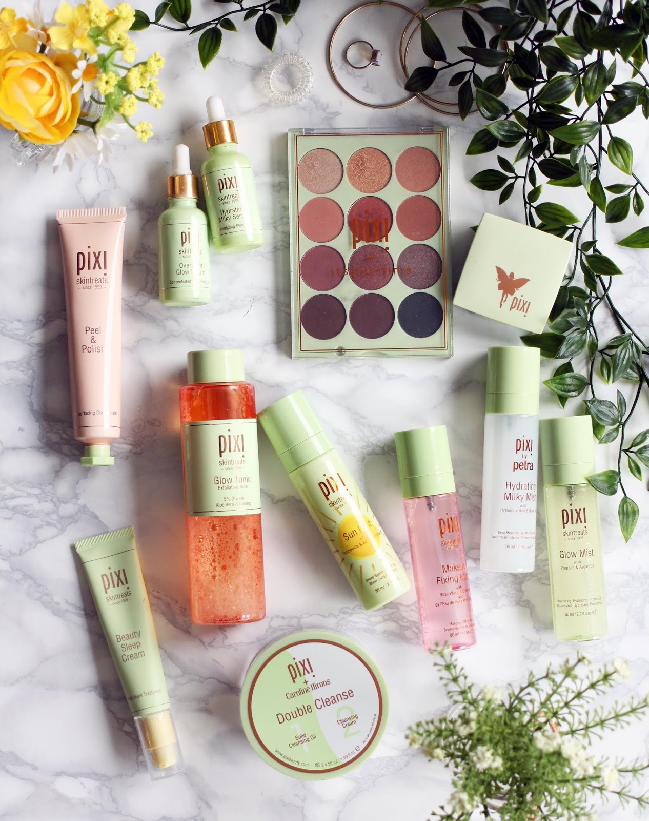 Pixi Beauty // Brand Focus