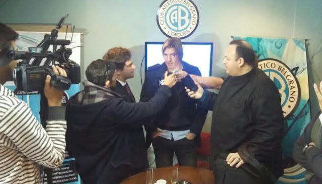 BELGRANO DE CORDOBA TIENE NUEVO DIRECTOR TECNICO
