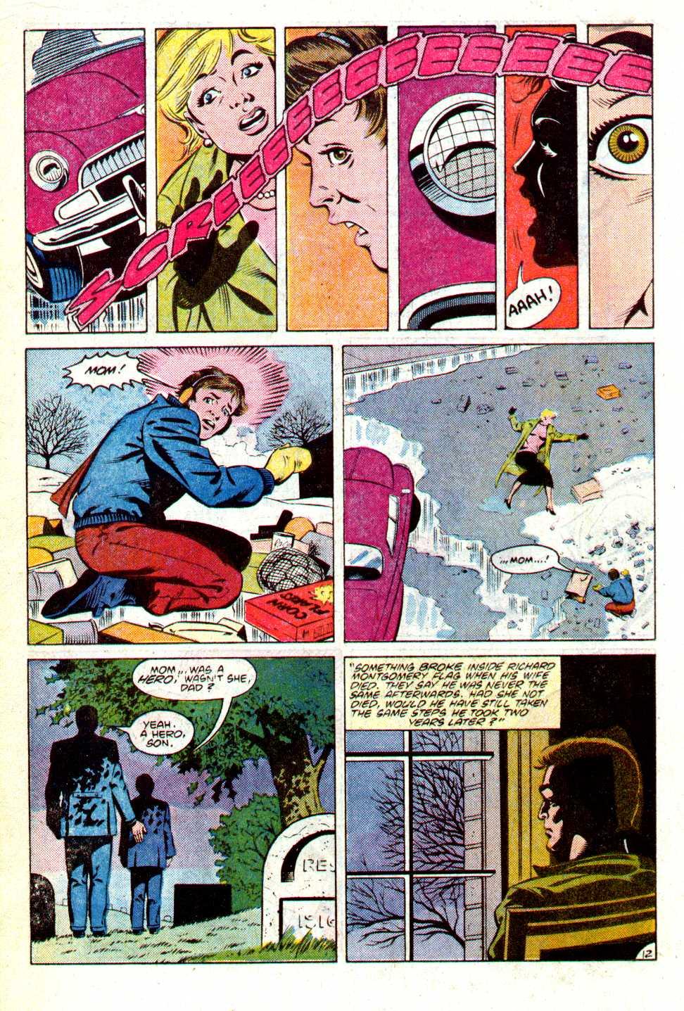 Read online Secret Origins (1986) comic -  Issue #14 - 15