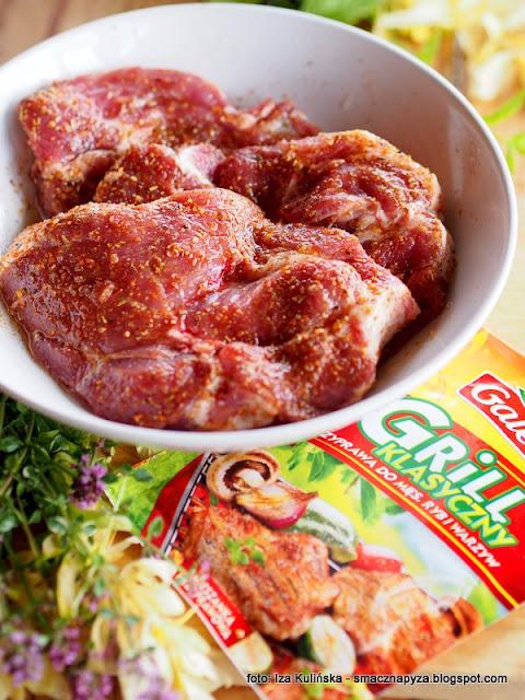 grillowany karczek, przyprawy do grilla, grill klasyczny, galeo, przepis na udanego grilla, grillowanie, gorący konkurs, przyslij przepis