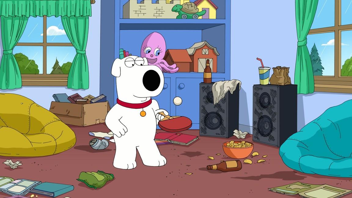 Family Guy - Season 15 Episode 12: Peter's Def Jam