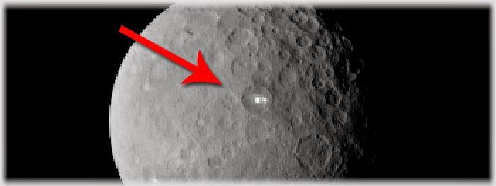 outro ponto branco em Ceres
