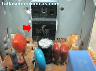 como reparar televisor samsung