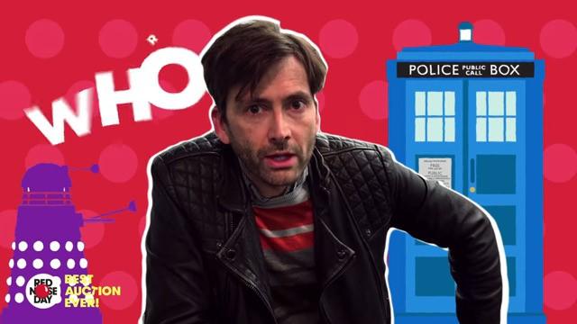 David Tennant - Doctor Who Breakfast