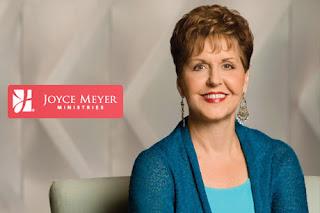 Joyce Meyer's Daily 11 October 2017 Devotional: Keep God First