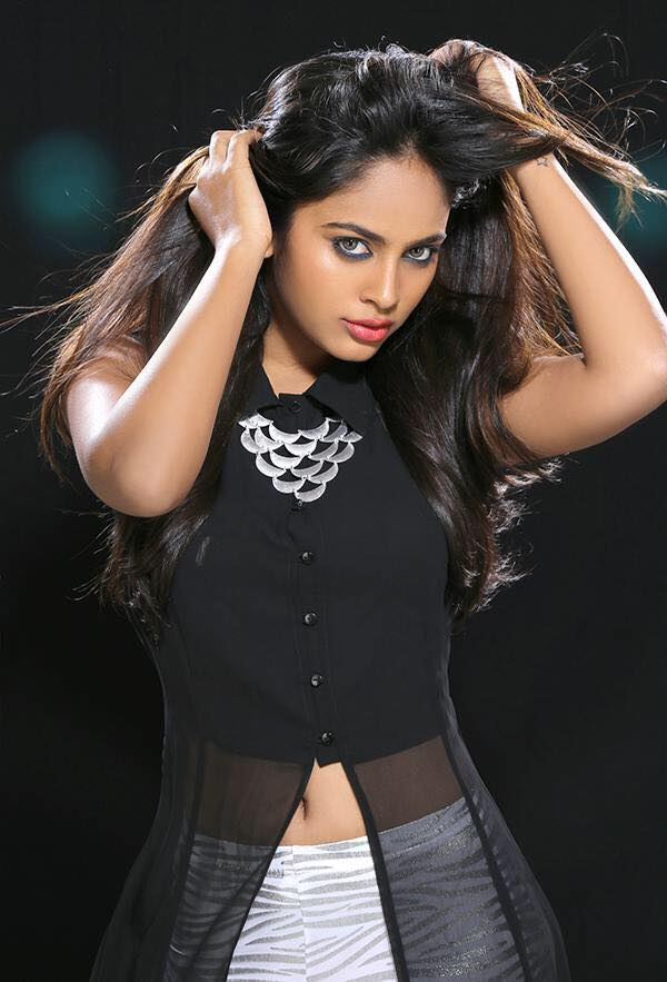 Actress Nanditha Swetha Latest Stills