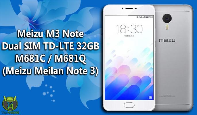 Meizu m3 note Dual SIM TD-LTE 32GB Full Specs Datasheet