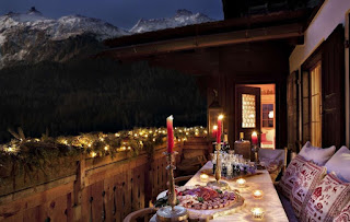 Chalet Maldeghem outside dining - click link to view