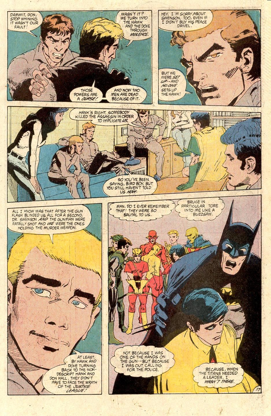 Read online Secret Origins (1986) comic -  Issue # _Annual 3 - 17