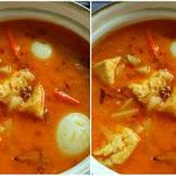 Resep Kuliner Tradisional Jawa Sambal Goreng Krecek Telur Dan Tahu