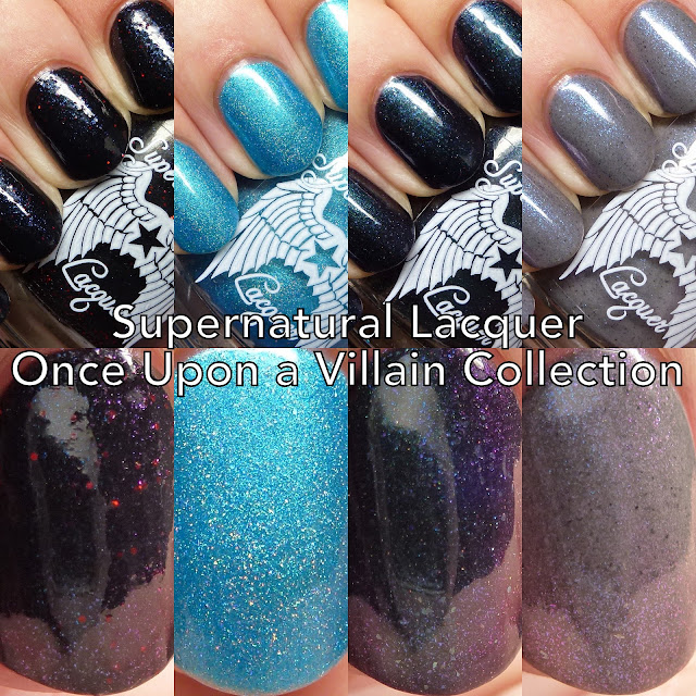 Supernatural Lacquer Once Upon a Villain Collection