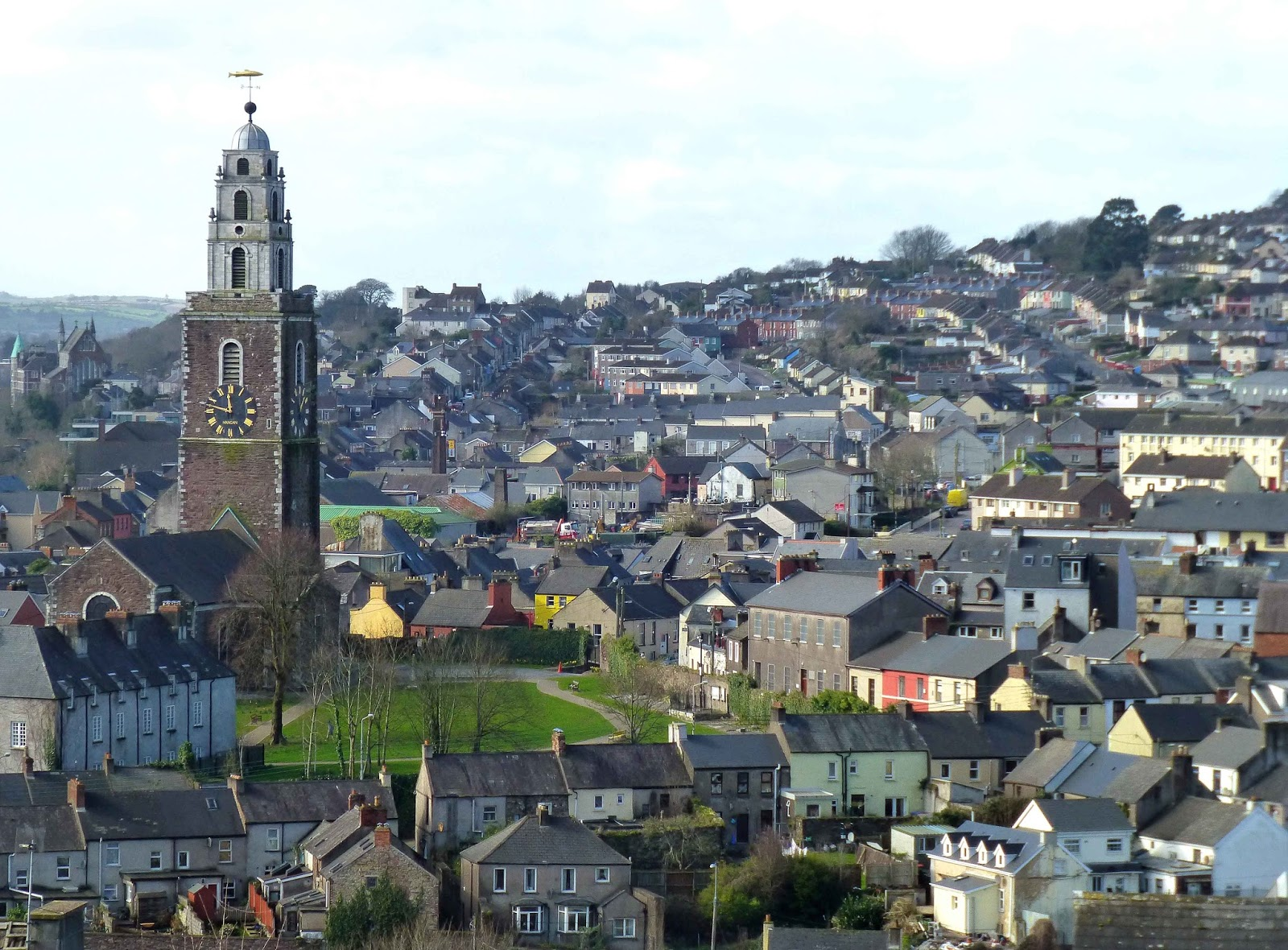 CORKABOUT: Yesterday On The Old Youghal Road  A Long City Walk