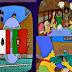 Los Simpson predicen final México - Portugal en el Mundial