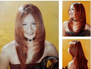 Chia sẻ kỹ thuật cắt tóc kiểu chiếc lá cổ điển nữ