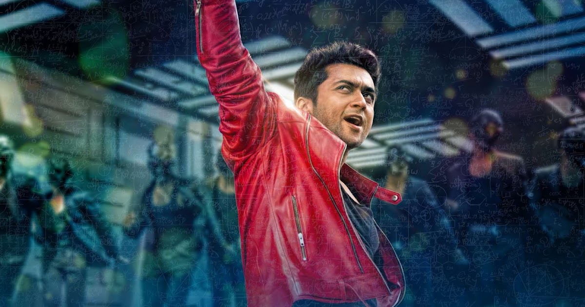 All About Surya Only About Surya 24 The Movie