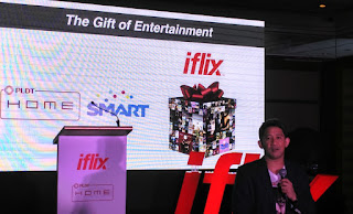 Smart and PLDT Subscribers to Receive Gift of Entertainment from iflix