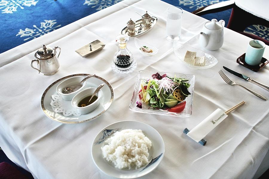 vegan hotel japan