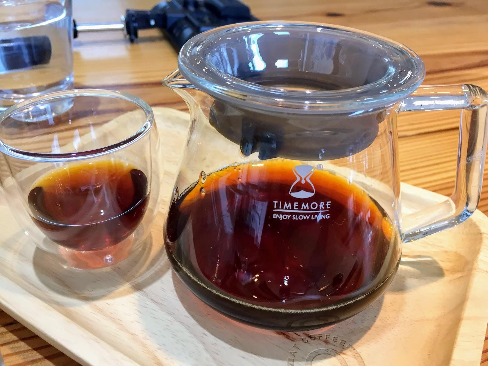 台南│咖啡甜點│艾緹咖啡AT Coffee│誰說咖啡甜點只能擇一