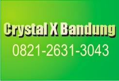 Crystal X Bandung