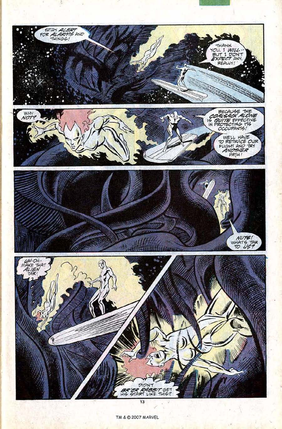 Read online Silver Surfer (1987) comic -  Issue #11 - 15