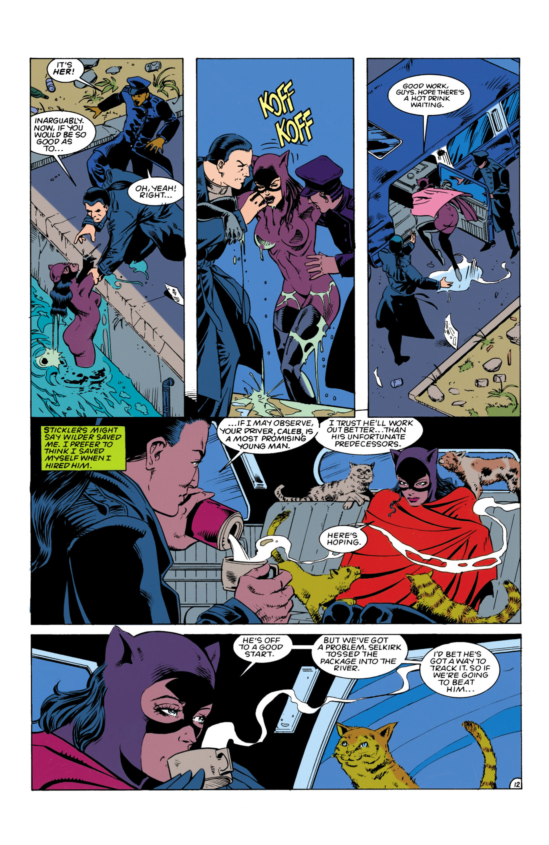 Catwoman (1993) Issue #13 #18 - English 13