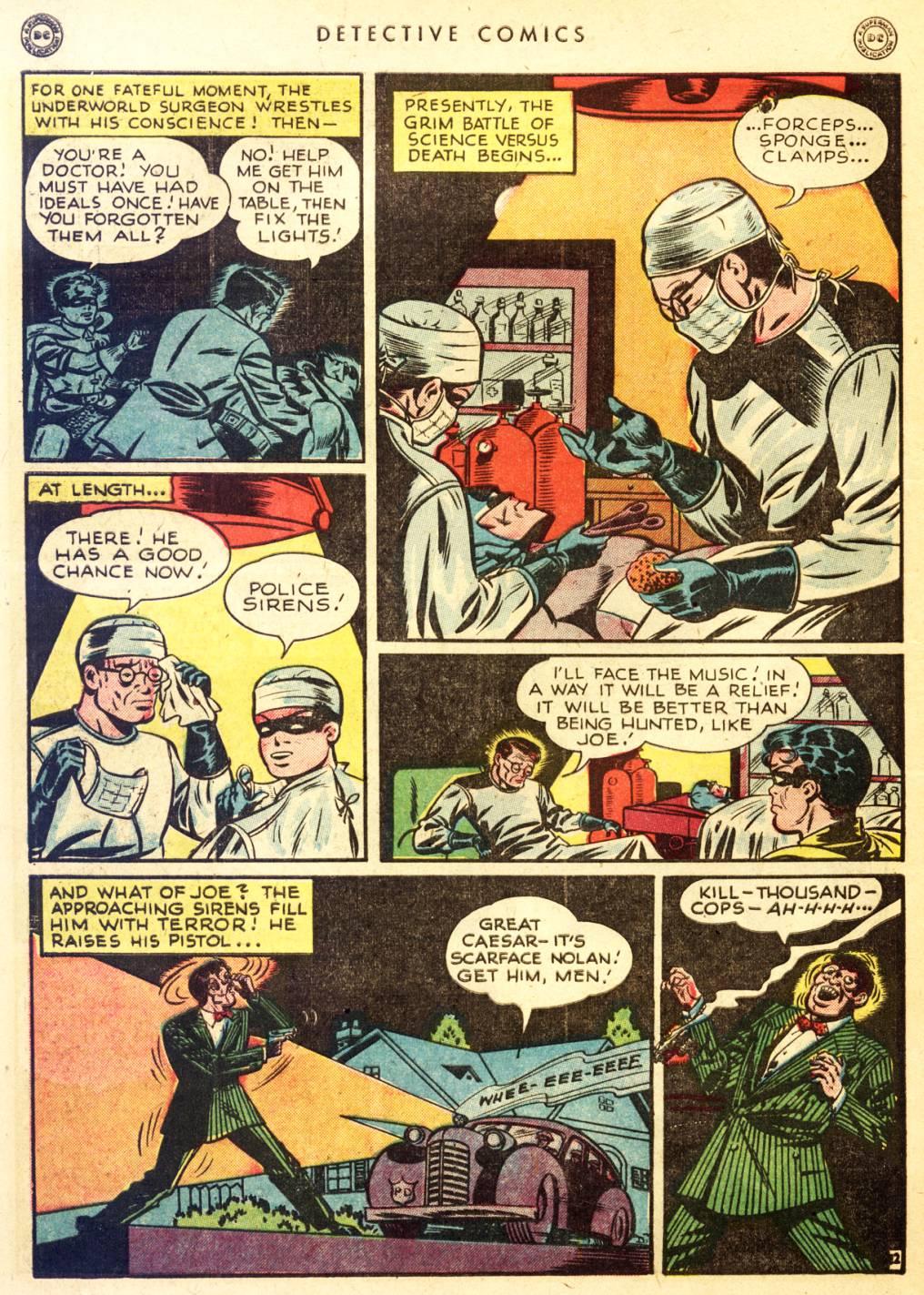 Read online Detective Comics (1937) comic -  Issue #131 - 14