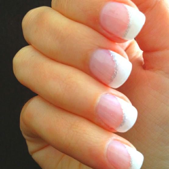 Todo Sobre Manos Y Pies Manicure Francesa Para Matrimonios