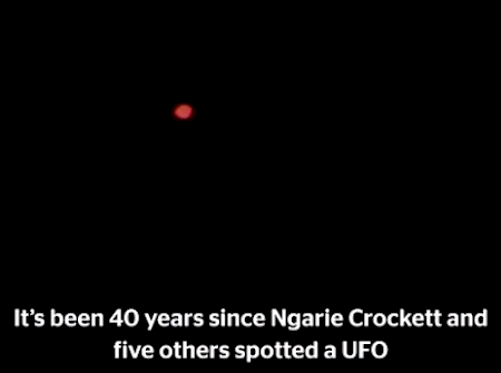 Pilots and Crew Adamant about UFO Incident That Made World Wife Headlines