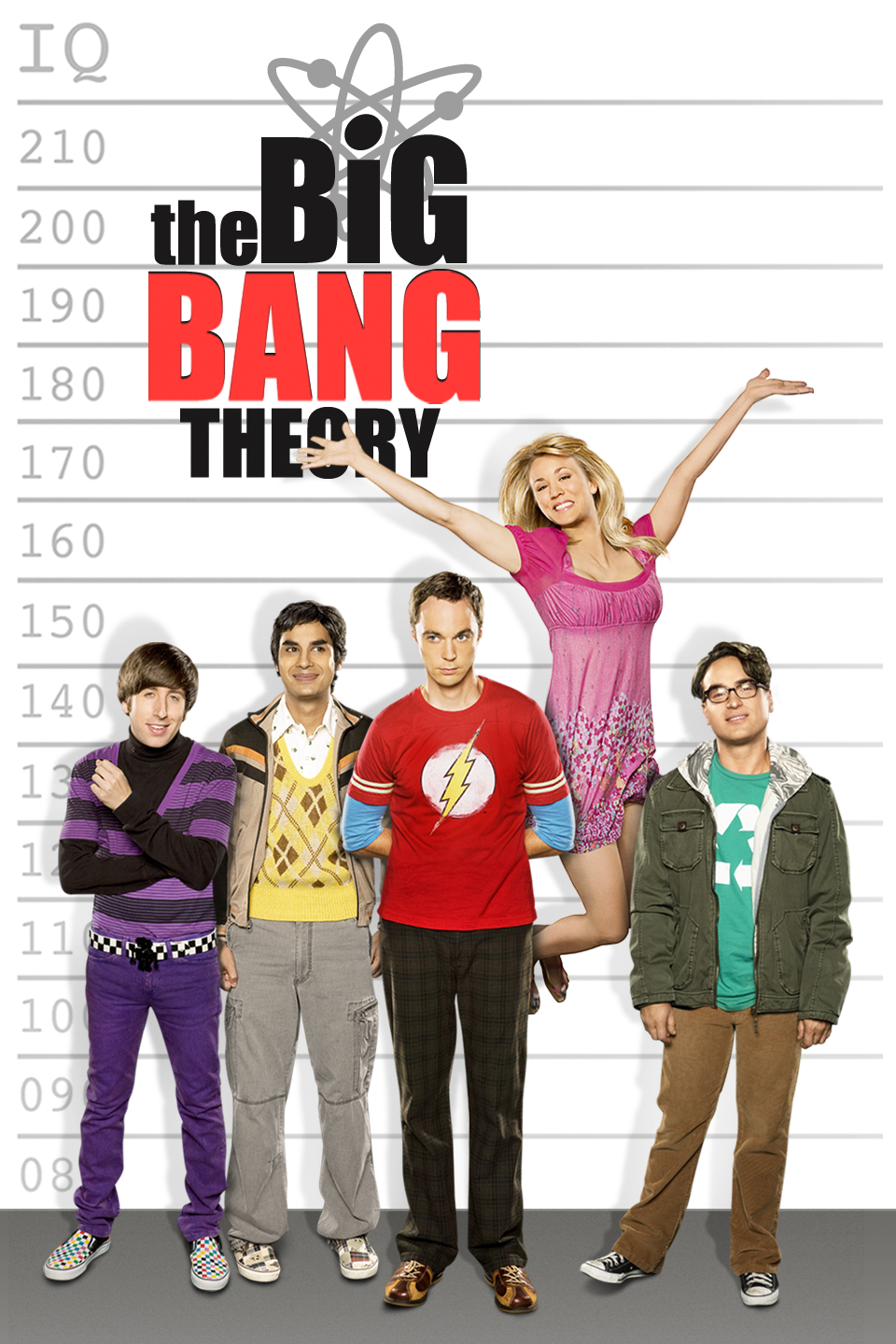 watch big bang theory s01e15