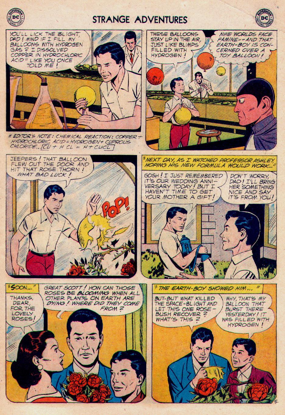 Strange Adventures (1950) issue 95 - Page 31