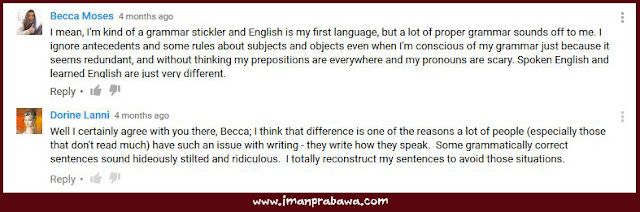 Grammar Dalam Bahasa Inggris