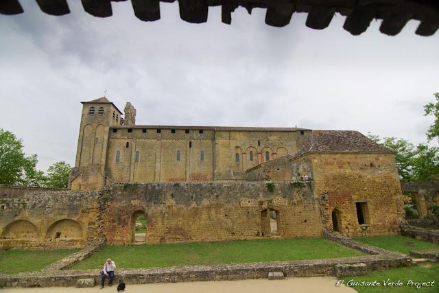 Vista de Saint Avit Sénieur - Dordoña Perigord por El Guisante Verde Project