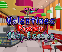 Knf Valentines Pizza Shop…