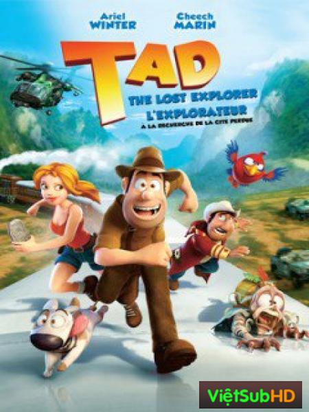 Tad Và Cuộc Truy Tìm Kho Báu